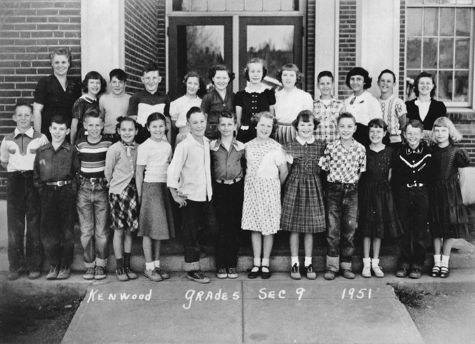 Kenwood Class of 58