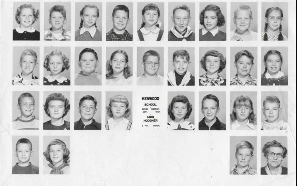 Kenwood  5th grade
